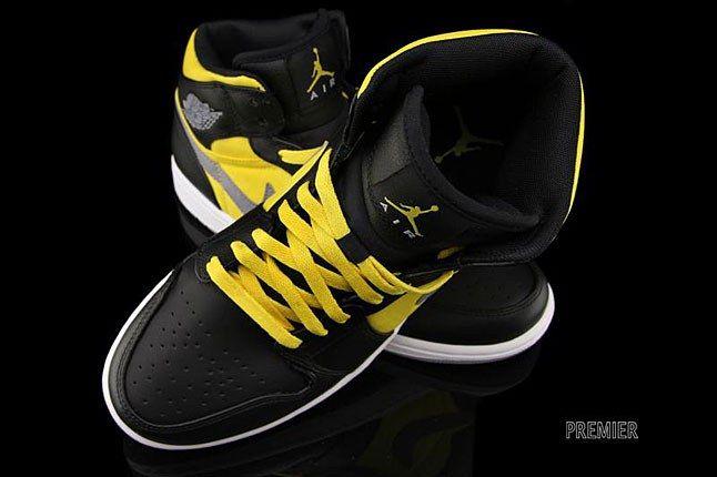 Air Jordan Black Gold 1