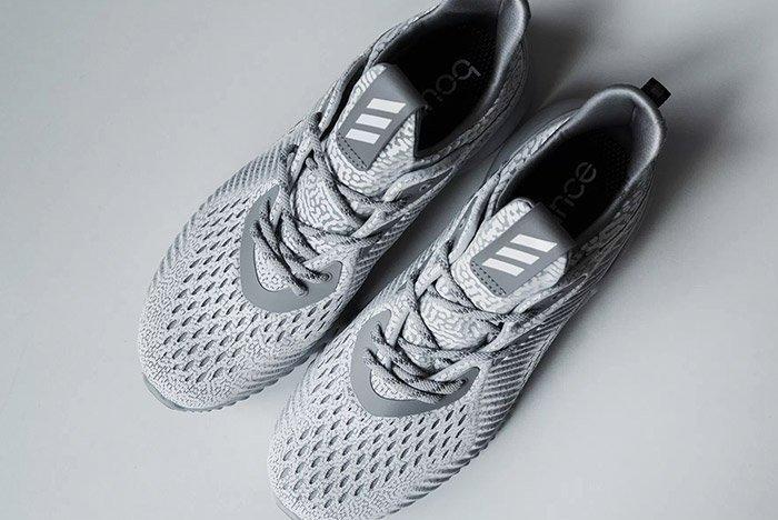 Adidas Alphabounce Grey Aramis 4