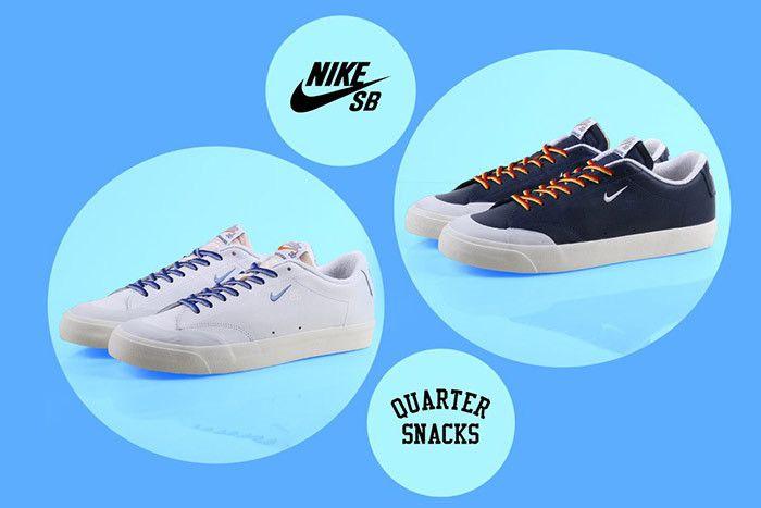Nike Sb Quartersnacks Collection 1