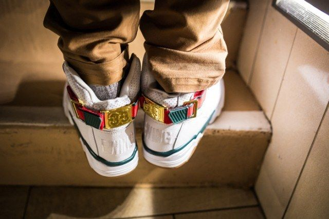 Packer Shoes X Ewing 33 Hi Miracle On 33 Rd St8 640X4271