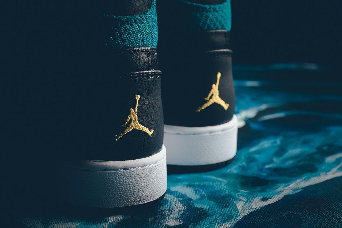 Air Jordan 1 High Gg Rio Teal