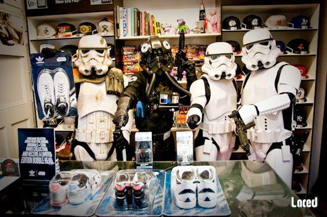 Adidas Star Wars Laced Crowd 45 1