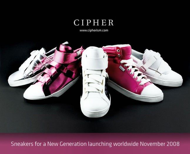 Cipher Footwear 1