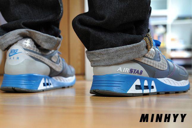 Minhyy Nike Air Stab 1