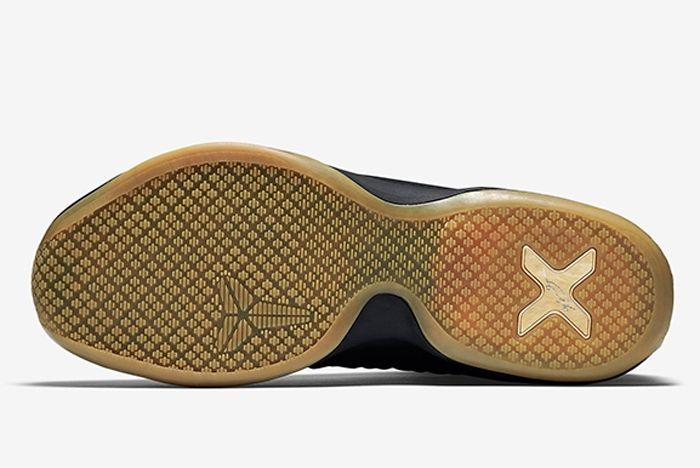 Nike Kobe X High Ext Black Gum 5