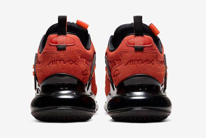 Nike Air Max 720 Slip Obj Team Orange Da4155 800 Release Date 5 Official