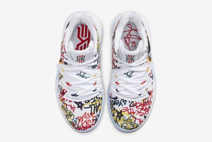 Nike Kyrie 5 Keep Sue Fresh Top