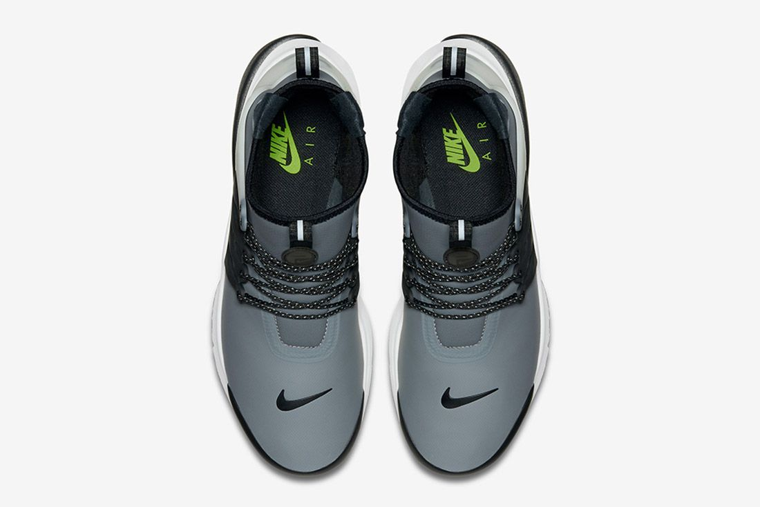 Nike Air Presto Utility Mid Cool Grey 2