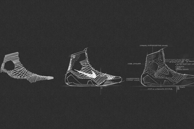 Nike Kobe 9 Elite 1