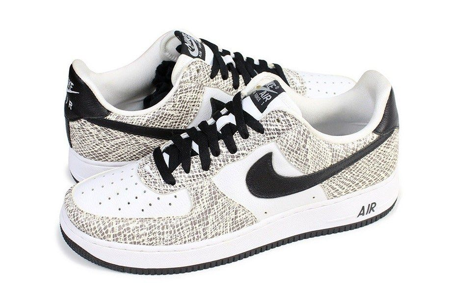 Nike Air Force 1 Low Cocoa Snake Rerelease 1
