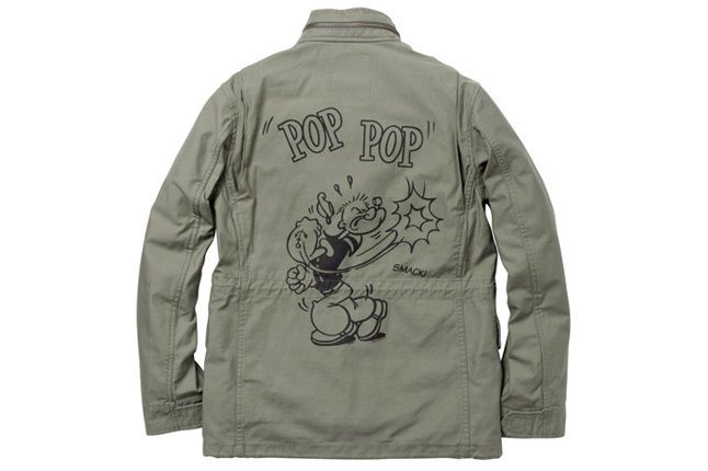 Supreme Popeye 5 1
