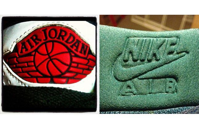 Nike Air Jordan Logo 1