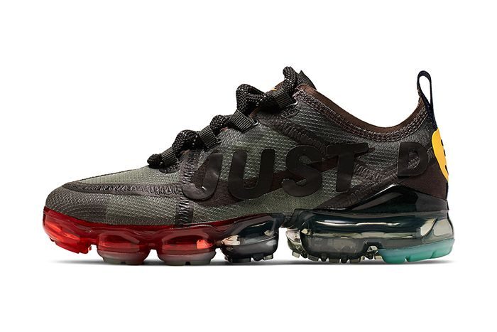 Cactus Plant Flea Market Nike Air Vapormax 2019 Official Release Date Left Lateral