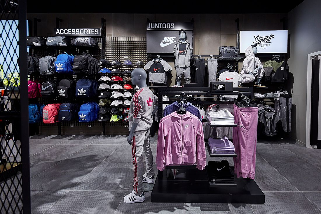Take A Look Inside The New Pacific Fair Jd Sports Store30