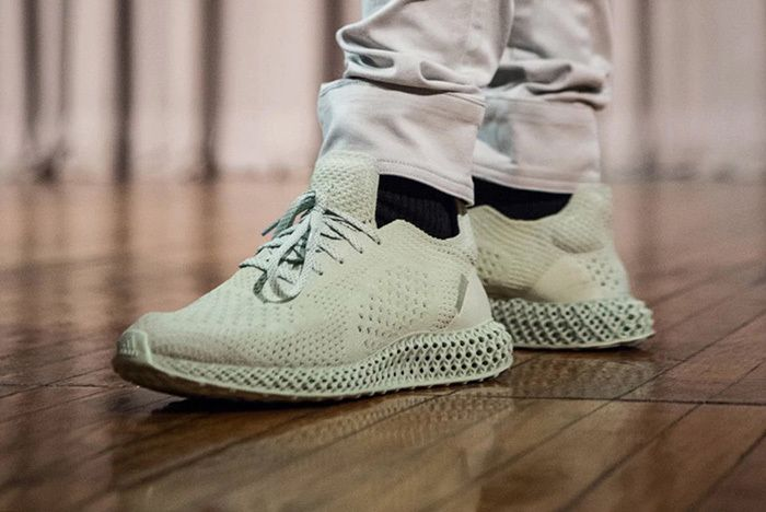 Daniel Arsham Adidas Futurecraft 4D Release Date 1