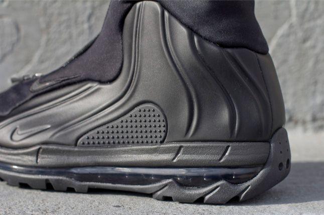 Nike Acg I 95 Posite Max Stealth Black Quater Heel 1