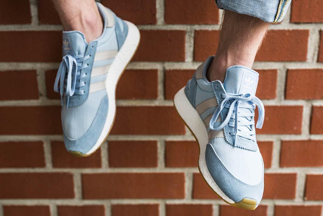 Adidas Iniki Runner Easy Blue 2