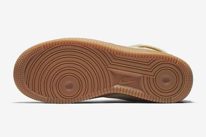Nike Air Force 1 High Ivory Gum 1