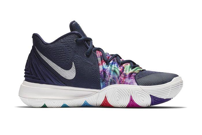 Nike Kyrie 5 Rick Morty 3