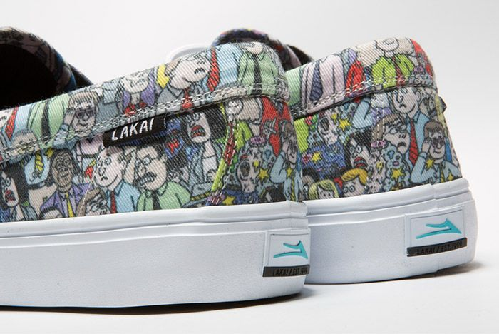 Workaholics Lakai Footwear Collection 4