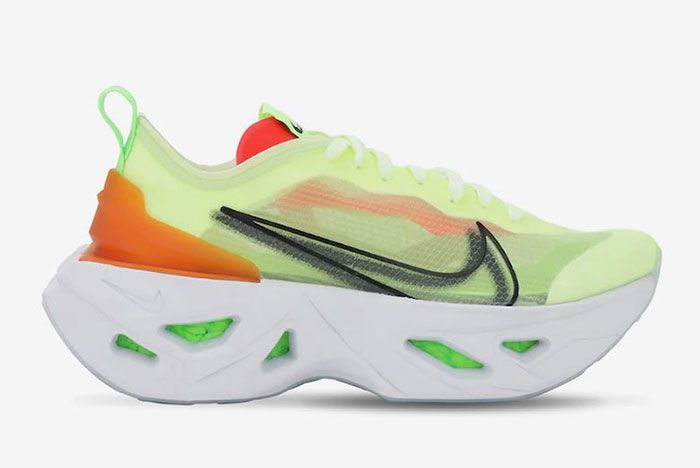 Nike Zoomx Vista Grind Green Left