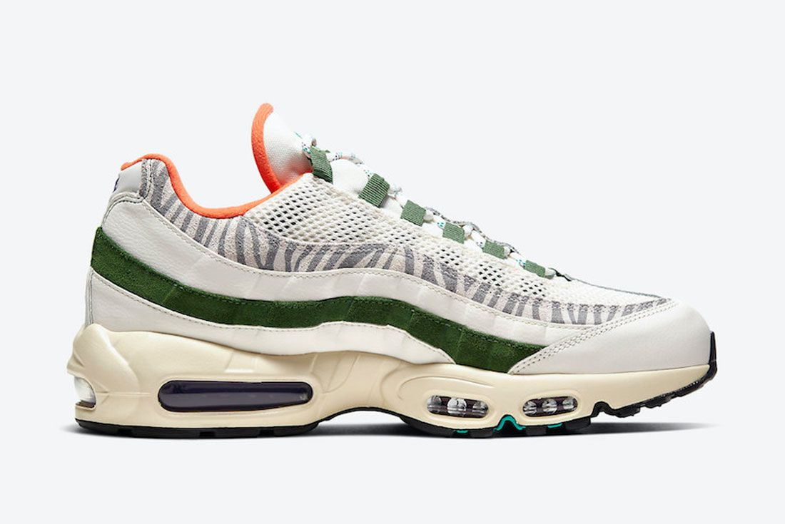 Celebrate the 1990s by Wearing the Nike Air Max 95 'Era' - Sneaker ...