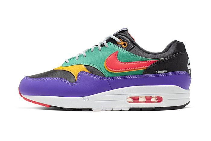 Nike Air Max 1 Se Windbreaker Ao1021 023 Release Date Lateral