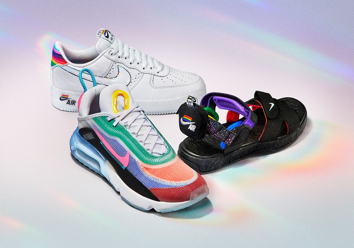 Nike BeTrue Whole Collection