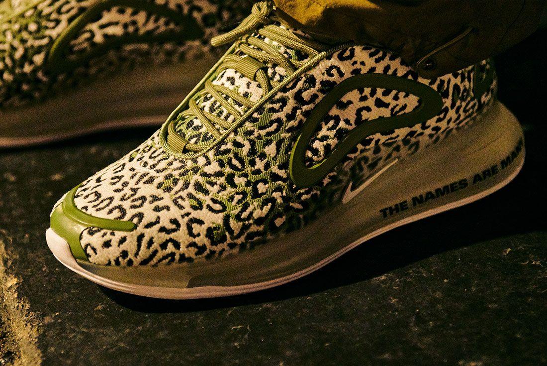 maharishi x Nike Air Max 720 DPM Leopard