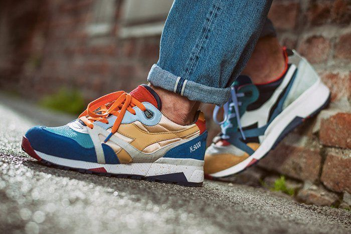 Money Cant Buy This Insane Diadora N9000 Mash Up10