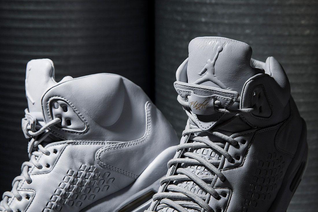 Air Jordan 5 Take Flight Pure Platinum 3