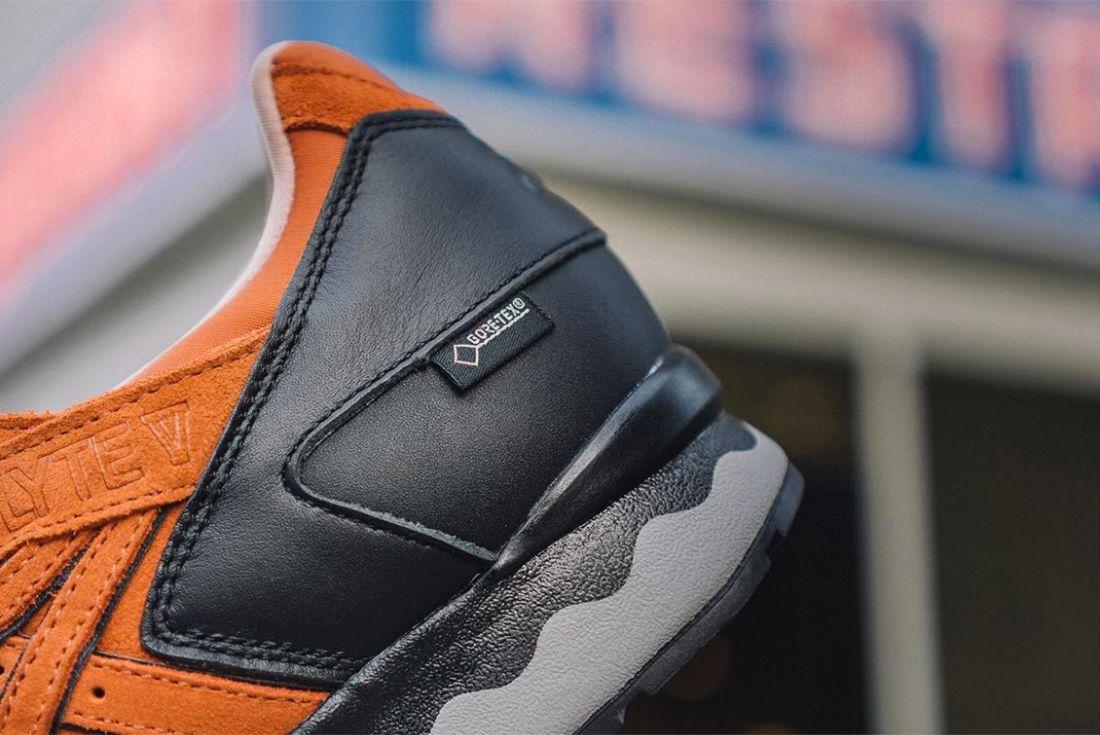 Packer Shoes X Asics Gel Lyte V Costanza