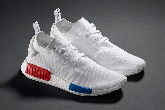 Adidas Nmd R1 Pk White Og6 2