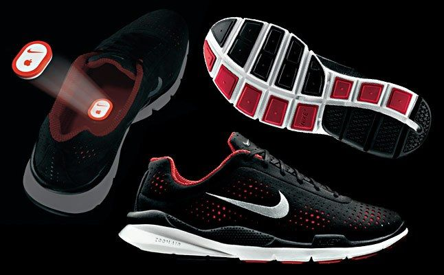 Nike Plus X Apple 4