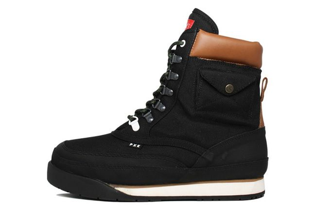Pata Kangaroos Woodhollow Black Profile 1