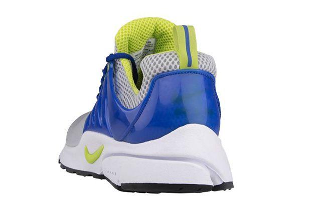 Nike Air Presto Grey Sprite Heel 1