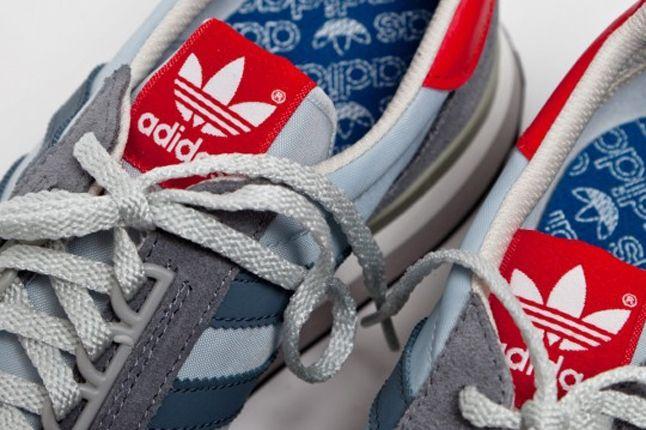 Adidas Zx 500 Og Grey Tongue Detail 1