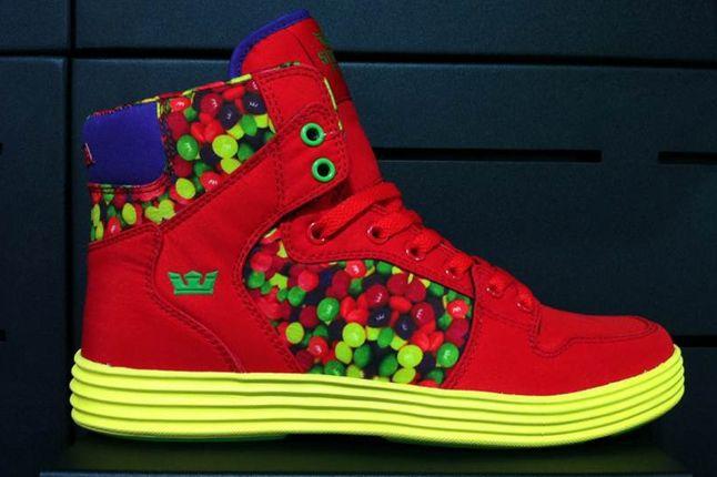 Supra Lil Wayne Candy 1