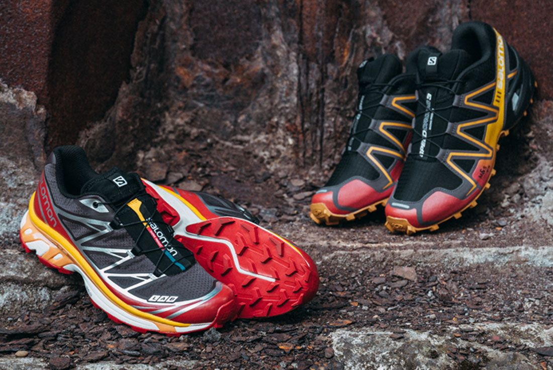 Salomon XT-6 Speedcross 3 wide