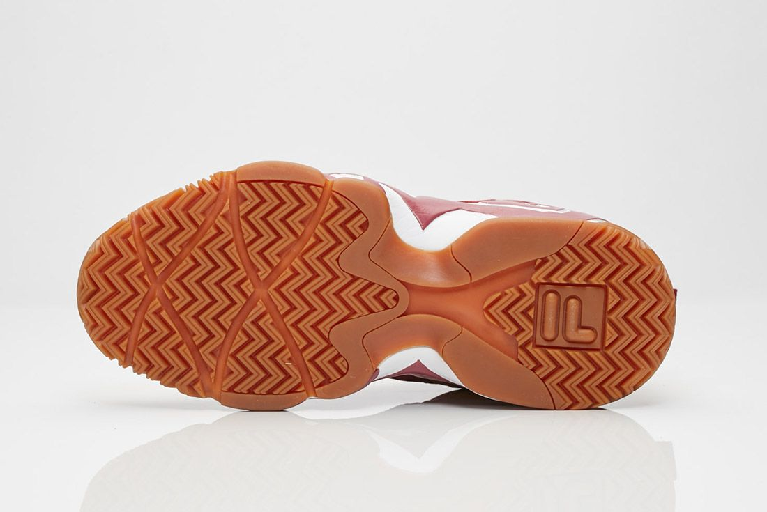 Fila Mb Tawney Port Metallic Gold Gum Sneaker Freaker 5