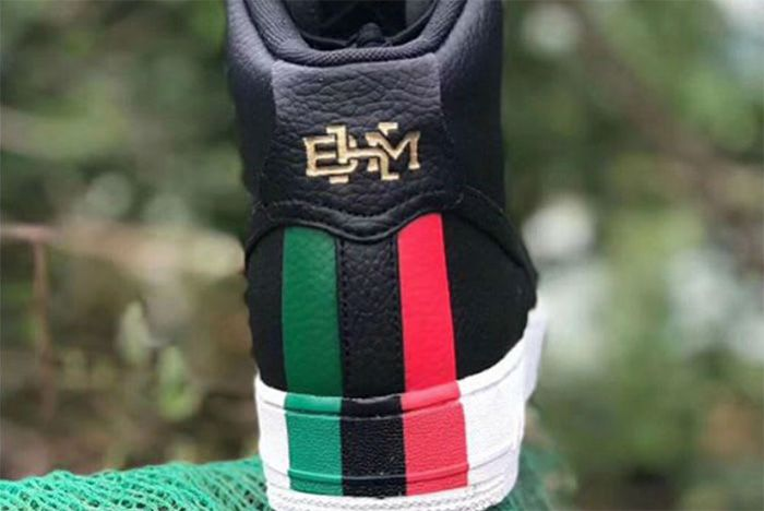 Nike Air Force 1 Pan Africa 2 Sneaker Freaker