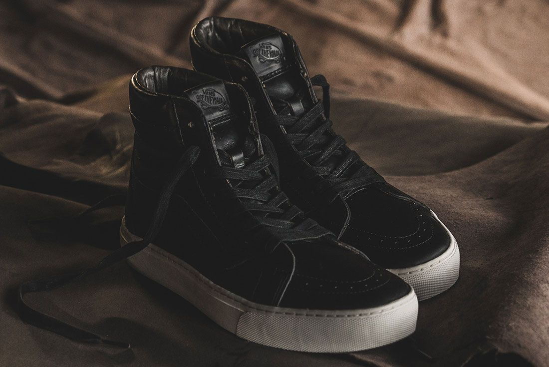 Horween Leather X Vans Vault Collection 2