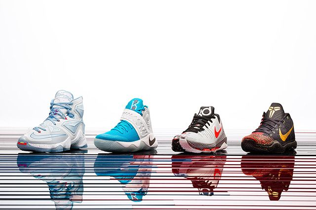 Nike Basketball Christmas 2015 Pack