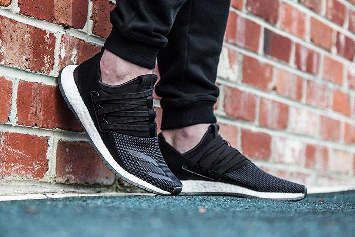 Adidas Pureboost R Black 1