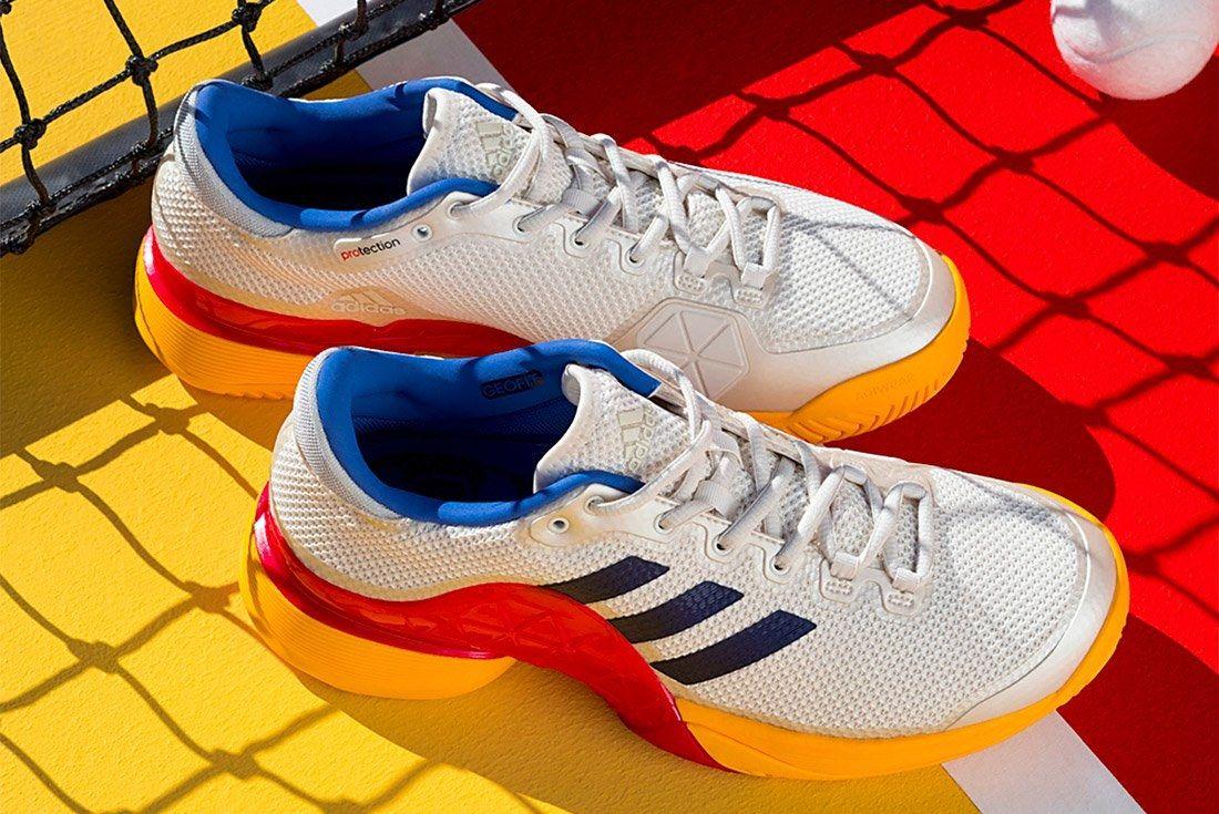 Pharrell X Adidas Tennis 2