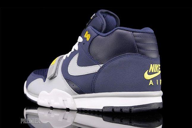 Nike Air Trainer 1 Premium Heel Quarter 1