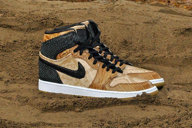 Jbf Customs Nike Air Jordan 1 Desert Storm 2