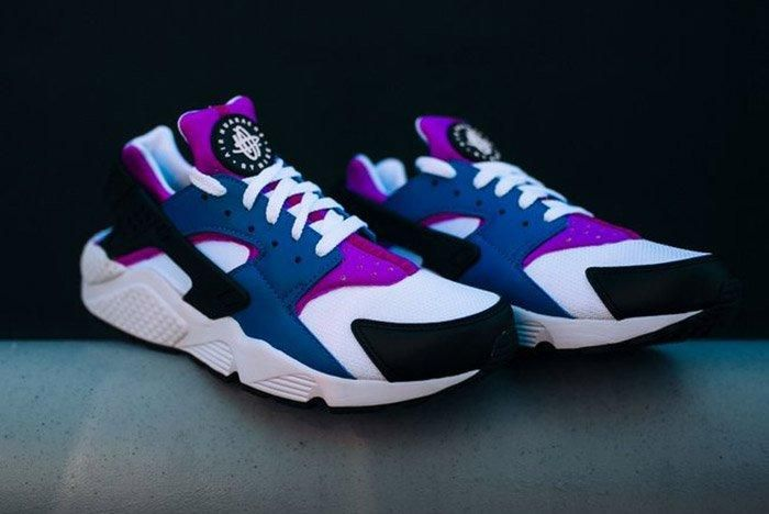 Nike Air Huarache Blue Jay 5