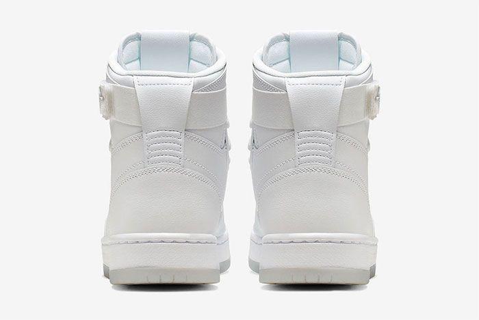 Air Jordan 1 Nova Xx White Heel
