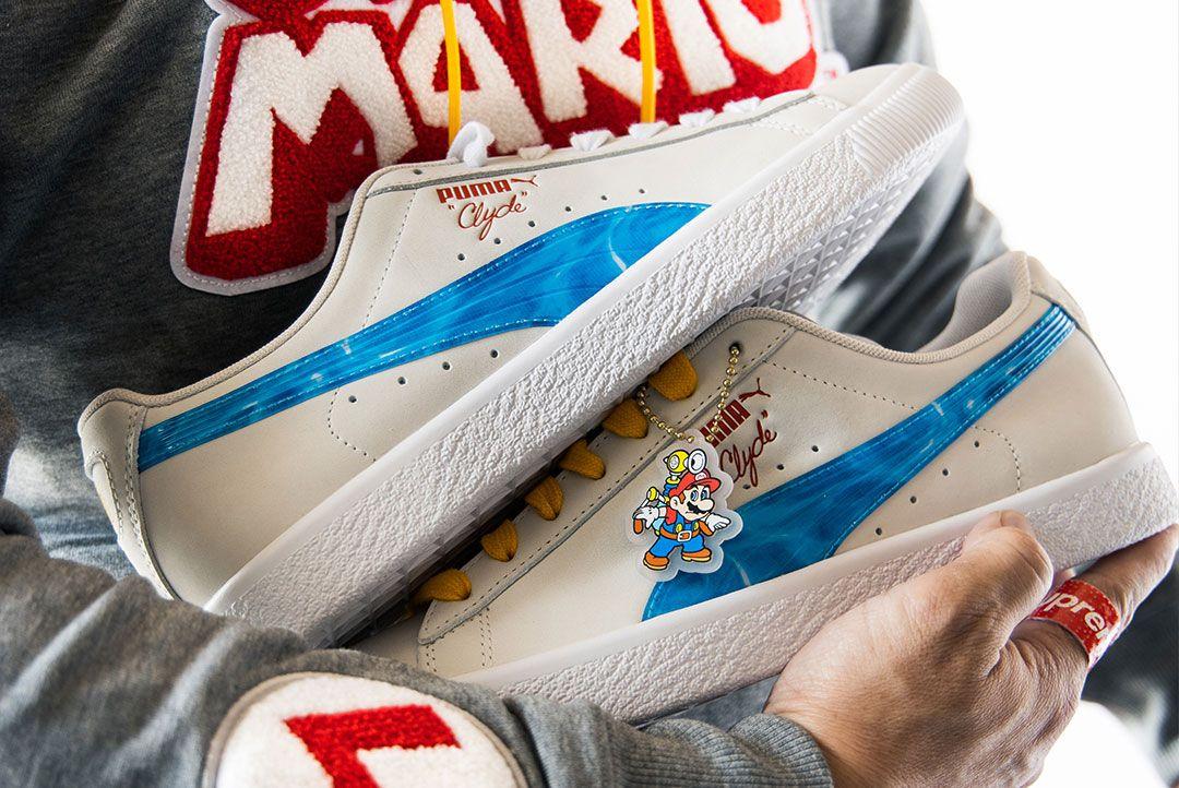 PUMA Celebrate 35 Years of Super Mario Bros - Sneaker Freaker